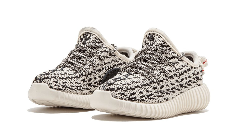 "Adidas Baby Boys Yeezy Boost 350 Infant ""Turtle Dove ..."